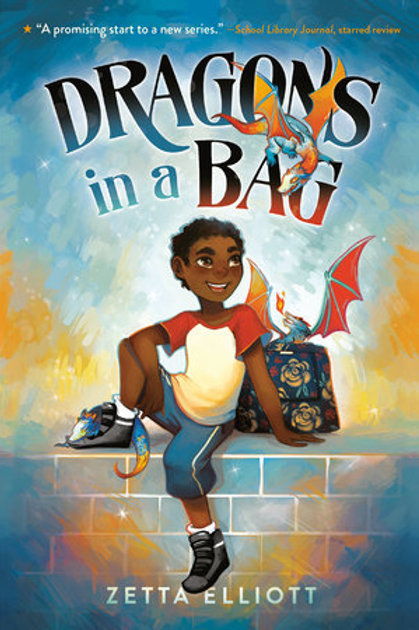 Dragons in a Bag (Dragons in a Bag Series #1)