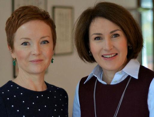 Debbie Clerkin & Deirdre Clehane Personal Stylists