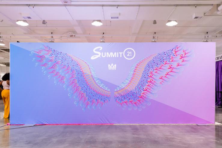 Summit21 - Instagram Moment