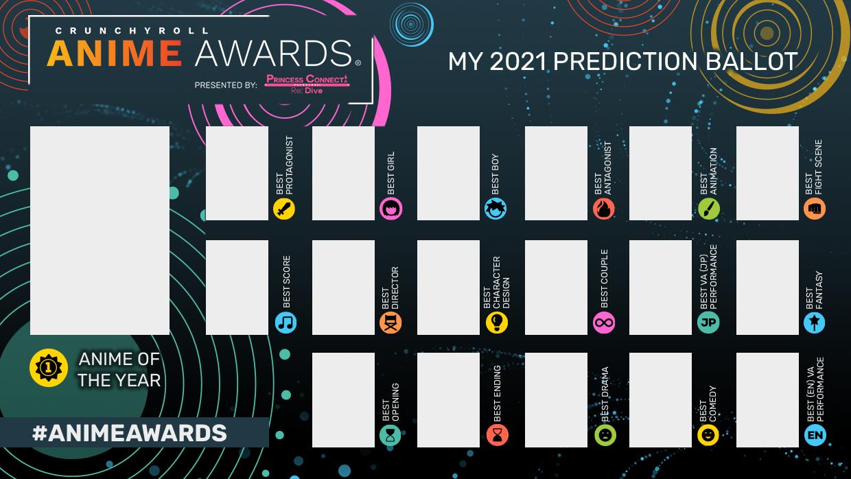 Prediction Ballot