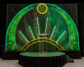 John Muir Gala - Emerald Stage