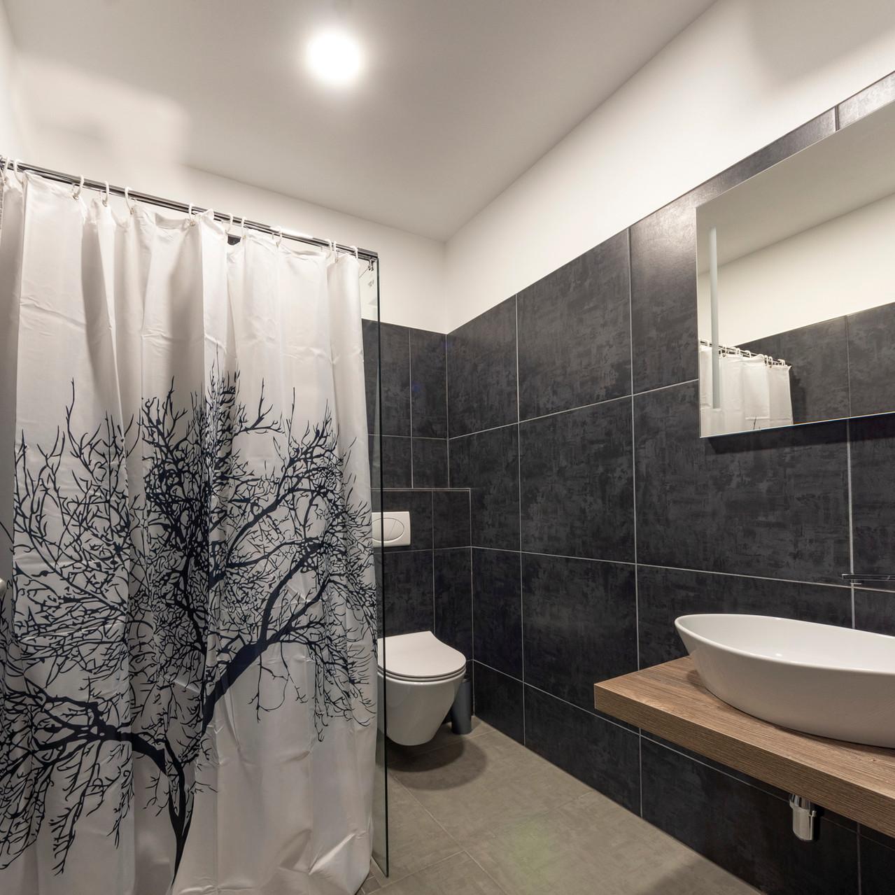 Koupelna pokoj 4