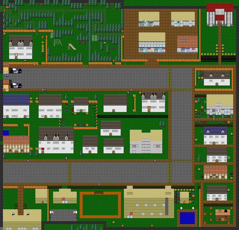 Kush Quest map 1 Amethyst Town 6.6.21.pn