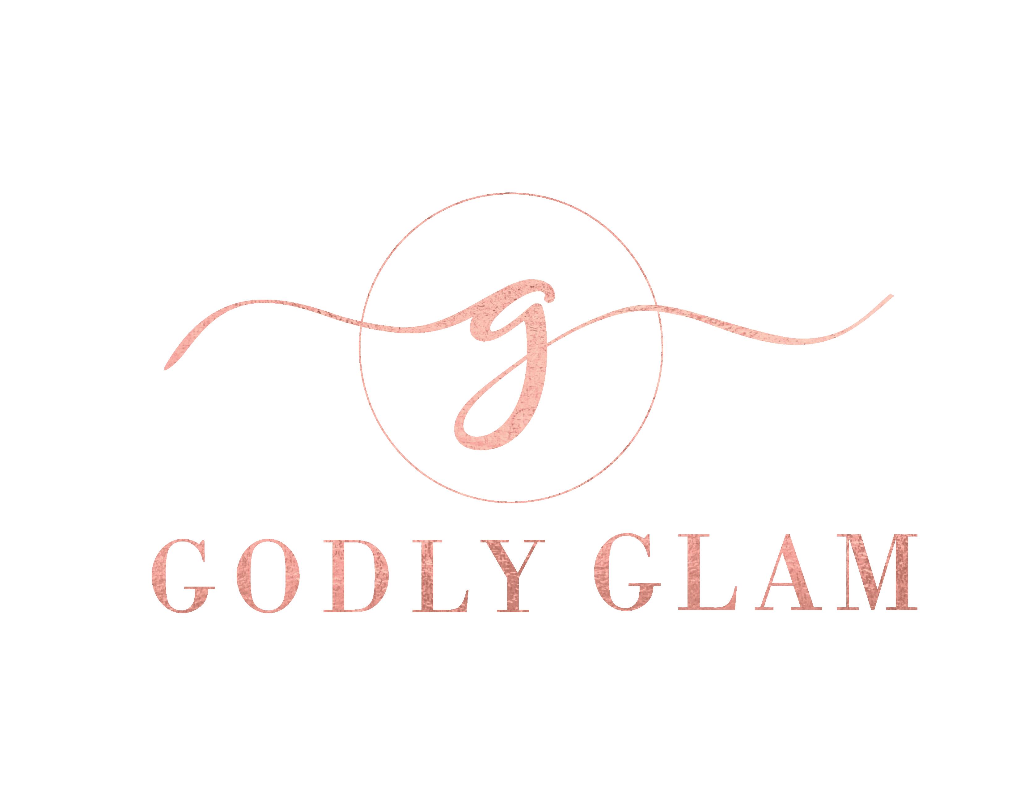 Logo Godly Glam