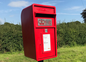 Wrayton Post Box
