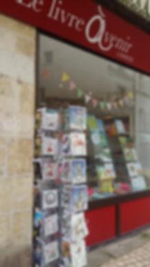 Librairie Le livre à venir- l'Annexe