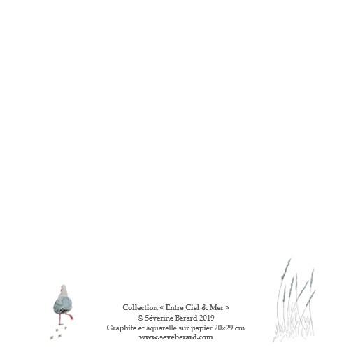PROMENADE - Dos de la carte