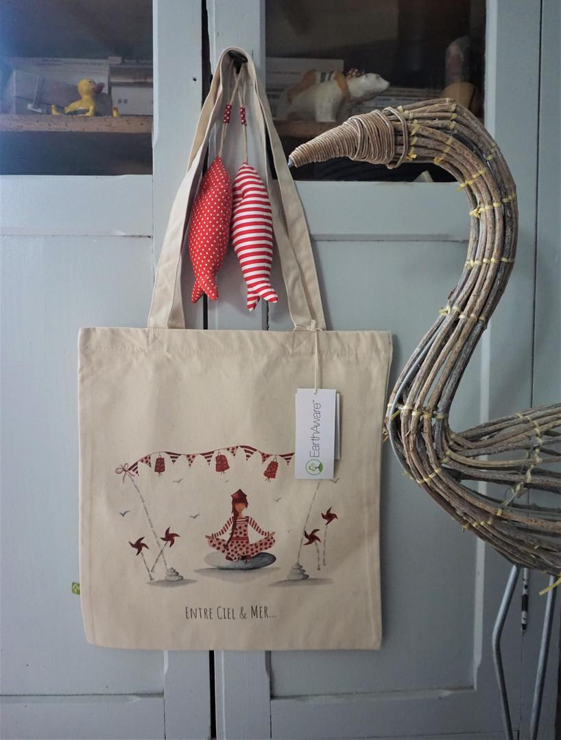 Méditation - Tote bag
