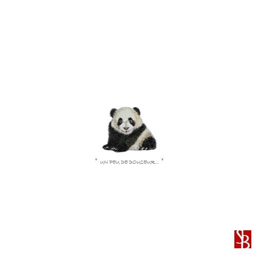 PETIT PANDA - Un peu de douceur