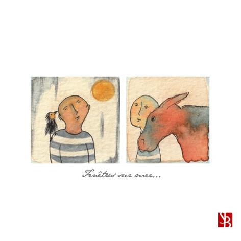 DUO Soleil & âne
