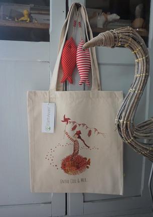 Le diodon - Tote bag
