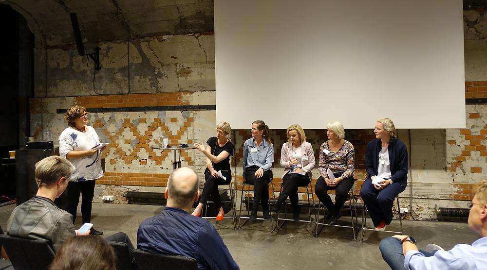 Merete Rørvik, Anne Lise Sagen Major, Kristine Holbø, Heidi B.Aabel, Sigrid Nakrem, Kaja M.Kistorp