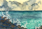 Rocks & Sea