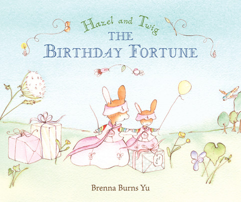 The Birthday Fortune Cover