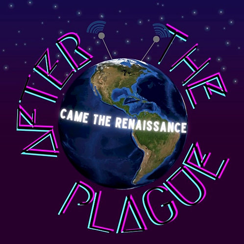 After The Plague Sticker + Digital Download