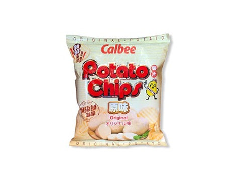 Calbee Potato Chips Lightly Salted 55g