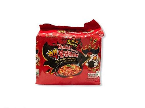 Hot Chicken Flavor Ramen 2x Spicy 700g