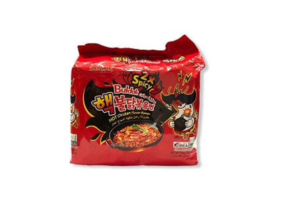Hot Chicken Flavor Ramen 2x Spicy 700g