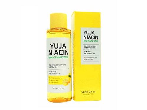 Korean Cosmetic Yuja Niacin 30 Days Miracle Brightening toner 150ml