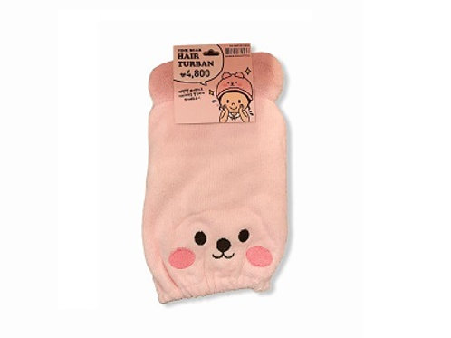 Artbox Bath Hairband Pink Bear 34009999