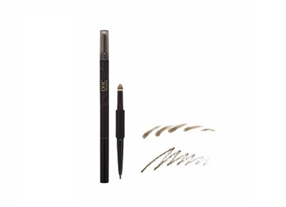 DHC Long Lasting Eye Brow EB02 Brown 3-in-1