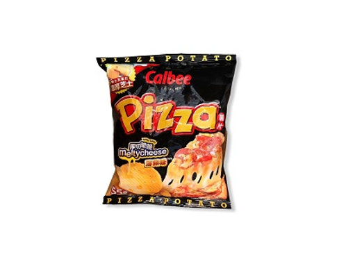 Calbee Potato Chips Pizza 55g