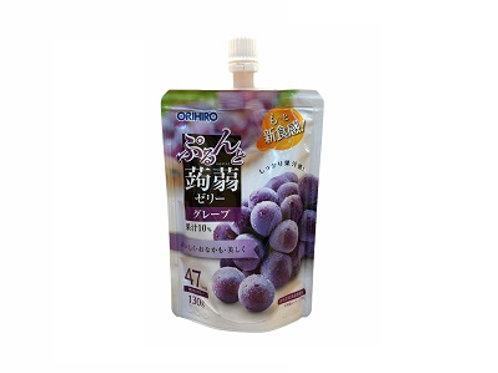 Grape Konjac Jelly 130g