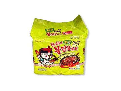 Hot Chicken Ramen Jajang 700g