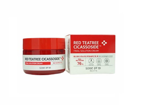 Korean Cosmetic Red Teatree Cicassoside Final Solution Cream 60g