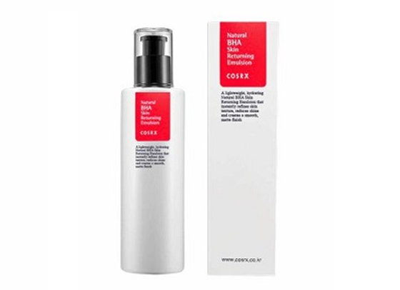 COSRX Natural BHA Skin Returning Emulsion 3.38FL. OZ