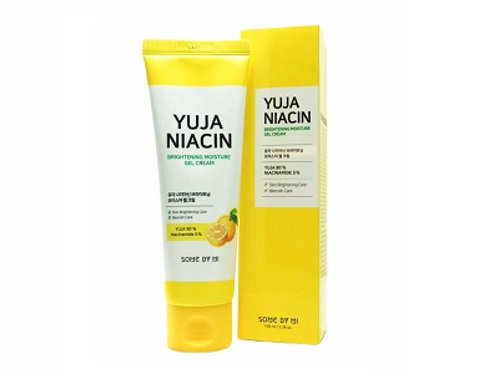 Korean Cosmetic Yuja Niacin Brightening Moisture Gel Cream 100ml