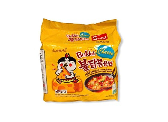 Hot Chicken Flavor Ramen Cheese 700g