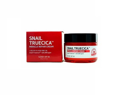 Korean Cosmetic Snail Truecica Miracle Repair Cream