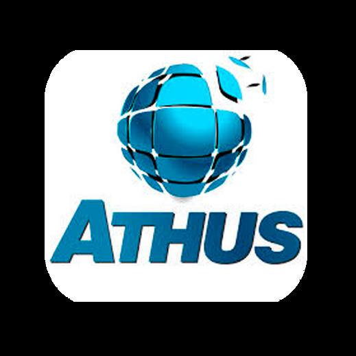 athus logotipo para o site do creativosb