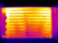 Termografia impianto riscaldamento