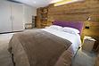 Nivolet camera letto