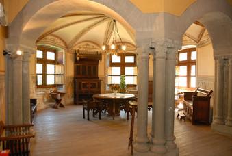 Castello Introd_ sala ottagonale.jpg