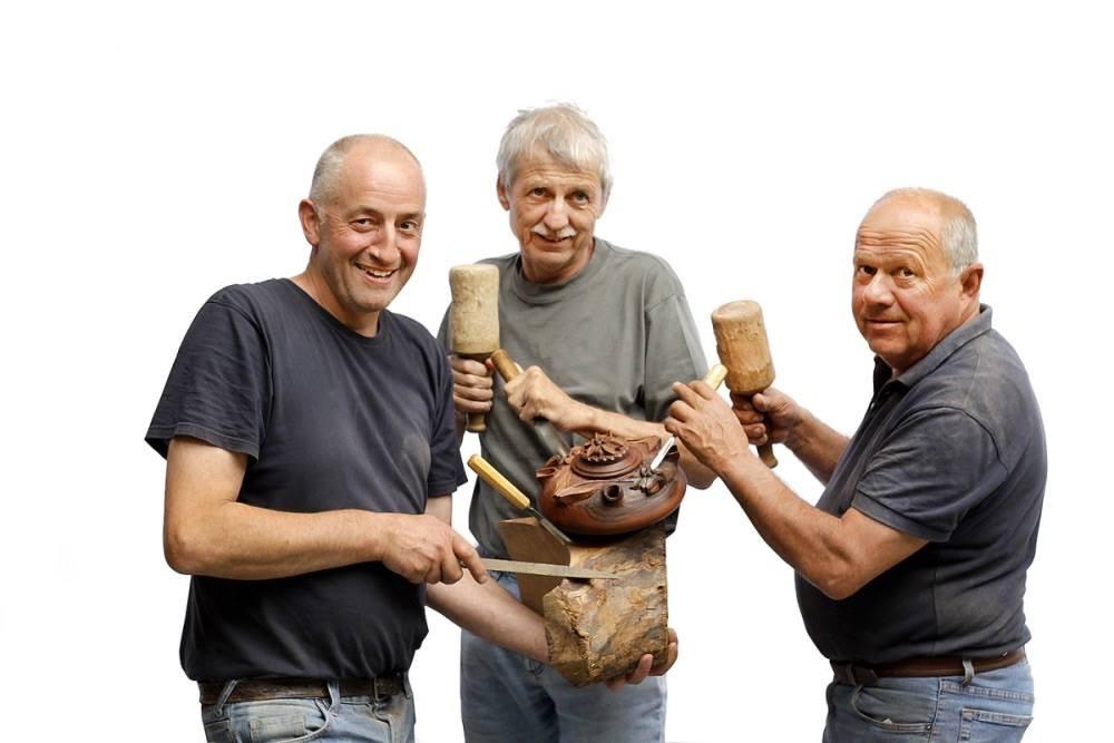 artigiani del legno Introd