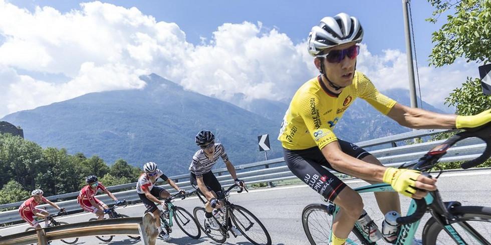 Passaggio giro della Valle d'Aosta