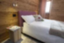 Ola Nivolet camera letto