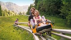 Roller-Coaster Oberammergau