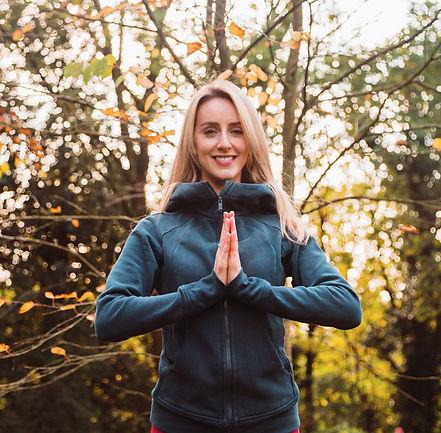 Vanessa Flow Yoga Teacher Clitheroe