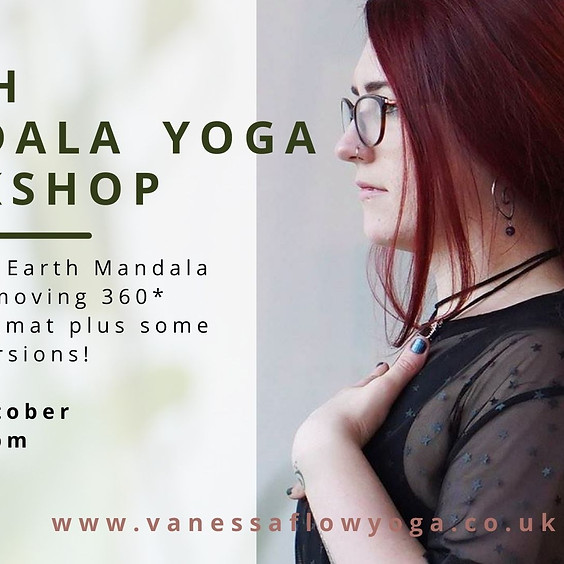 Earth Mandala Yoga Workshop