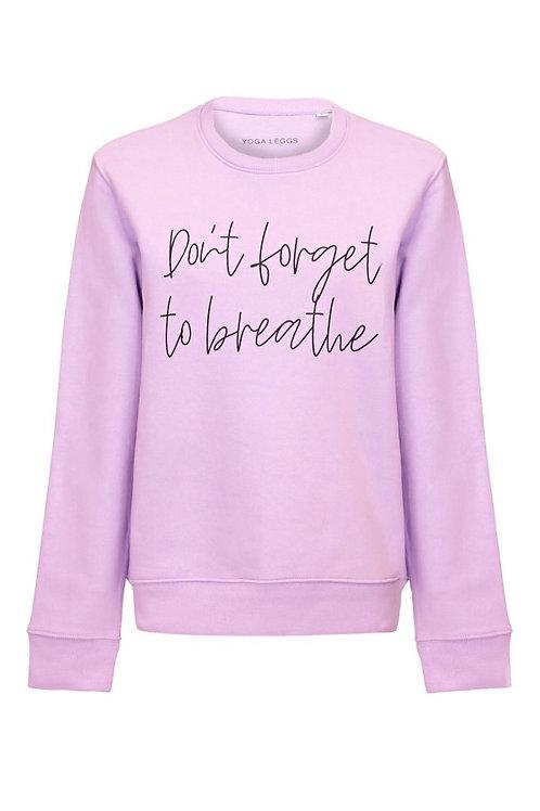 Breathe Yoga Sweater