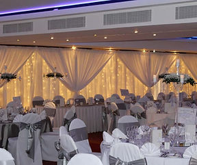Pipe an Draping for Weddigs and Events