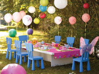 How To Organise A Great Kids Party