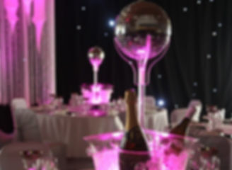 Ice Melt Table Centre Pieces For Hire Dublin Ireland