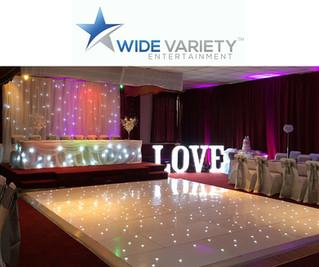 A Wedding Reception in a GAA Club?
