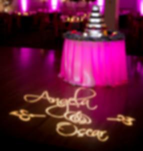 Wedding Monograms, Parties, Special Events, Hire, Dublin, Ireland