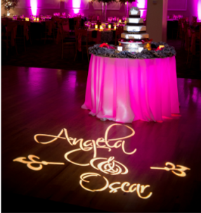 Wedding Monograms, Parties, Special Events, Hire, Dublin, Ireland